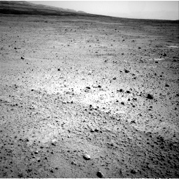 Nasa's Mars rover Curiosity acquired this image using its Right Navigation Camera on Sol 377, at drive 760, site number 14
