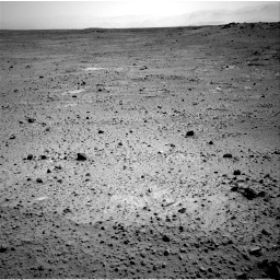 Nasa's Mars rover Curiosity acquired this image using its Right Navigation Camera on Sol 377, at drive 766, site number 14