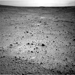 Nasa's Mars rover Curiosity acquired this image using its Right Navigation Camera on Sol 377, at drive 772, site number 14
