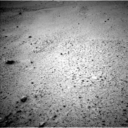 NASA's Mars rover Curiosity acquired this image using its Left Navigation Camera (Navcams) on Sol 378