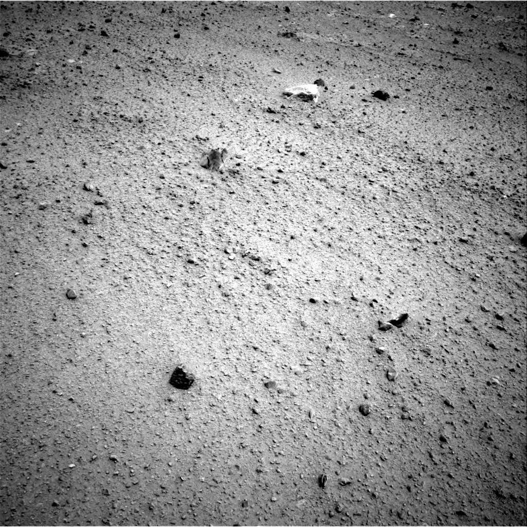 Nasa's Mars rover Curiosity acquired this image using its Right Navigation Camera on Sol 378, at drive 1076, site number 14