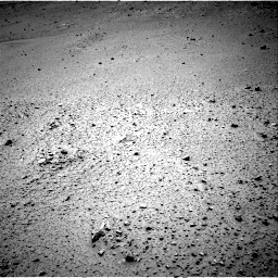 Nasa's Mars rover Curiosity acquired this image using its Right Navigation Camera on Sol 378, at drive 1088, site number 14