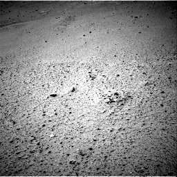 Nasa's Mars rover Curiosity acquired this image using its Right Navigation Camera on Sol 378, at drive 1100, site number 14
