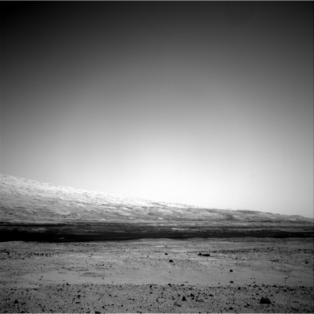 Nasa's Mars rover Curiosity acquired this image using its Right Navigation Camera on Sol 378, at drive 1132, site number 14
