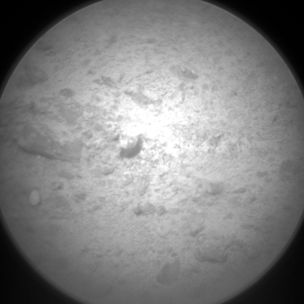 NASA's Mars rover Curiosity acquired this image using its Chemistry & Camera (ChemCam) on Sol 379