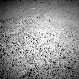 NASA's Mars rover Curiosity acquired this image using its Left Navigation Camera (Navcams) on Sol 379
