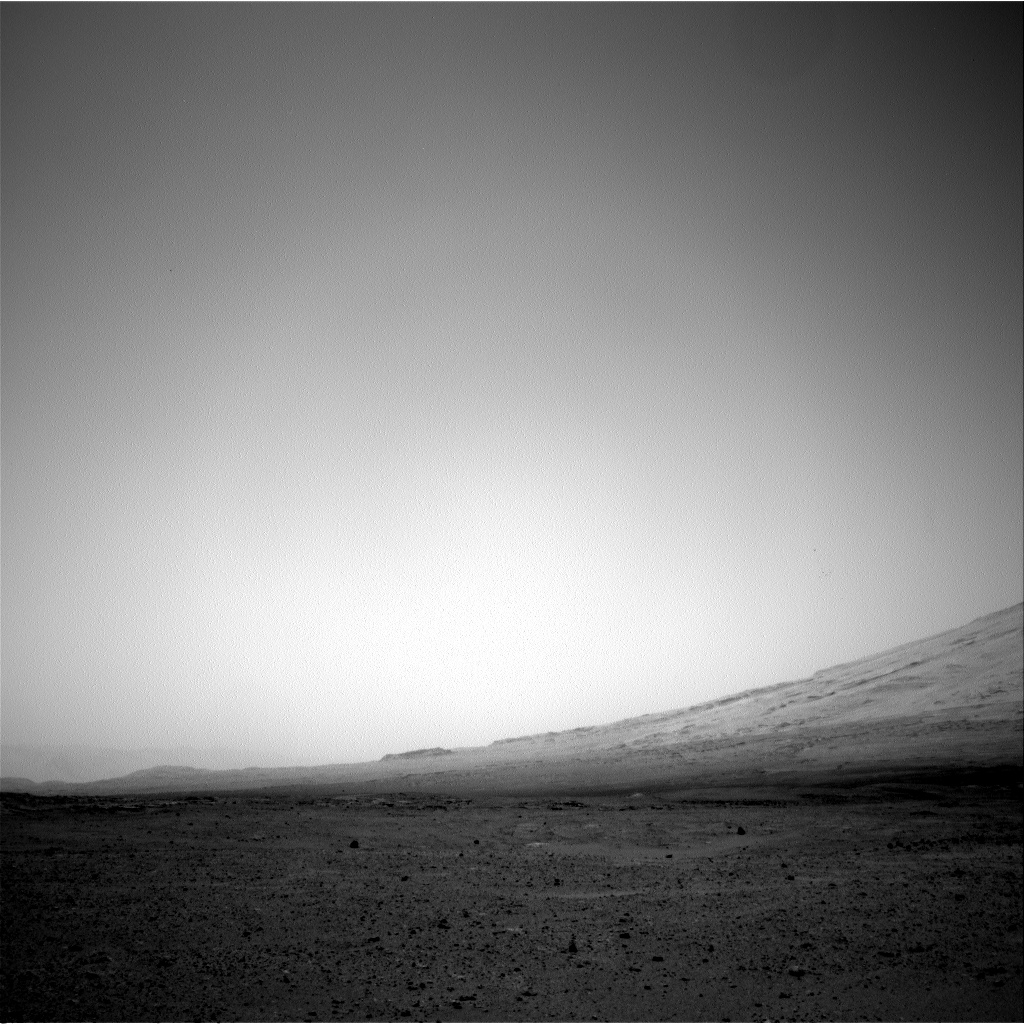 Nasa's Mars rover Curiosity acquired this image using its Right Navigation Camera on Sol 379, at drive 1132, site number 14