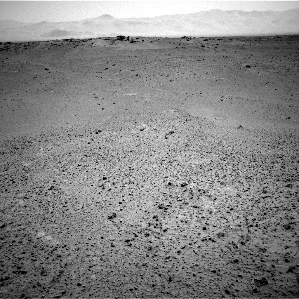 Nasa's Mars rover Curiosity acquired this image using its Right Navigation Camera on Sol 380, at drive 1262, site number 14
