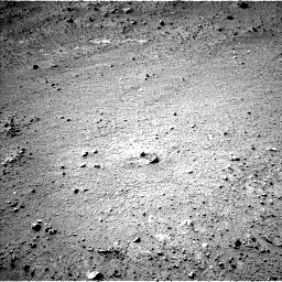 NASA's Mars rover Curiosity acquired this image using its Left Navigation Camera (Navcams) on Sol 383
