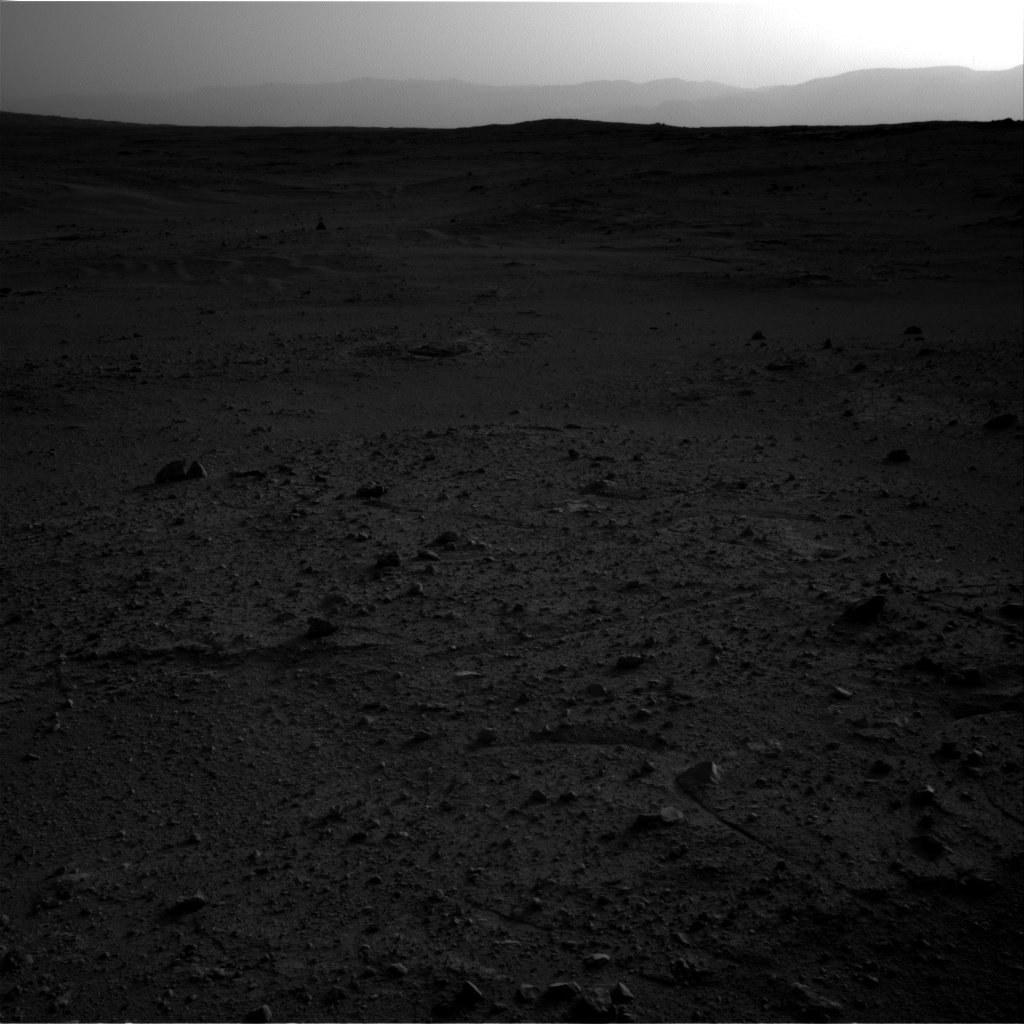 Nasa's Mars rover Curiosity acquired this image using its Right Navigation Camera on Sol 383, at drive 0, site number 15