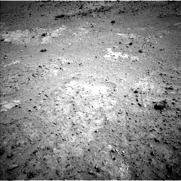 Nasa's Mars rover Curiosity acquired this image using its Left Navigation Camera on Sol 385, at drive 24, site number 15