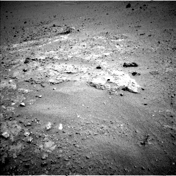 Nasa's Mars rover Curiosity acquired this image using its Left Navigation Camera on Sol 385, at drive 192, site number 15