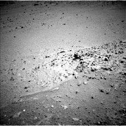 Nasa's Mars rover Curiosity acquired this image using its Left Navigation Camera on Sol 385, at drive 240, site number 15