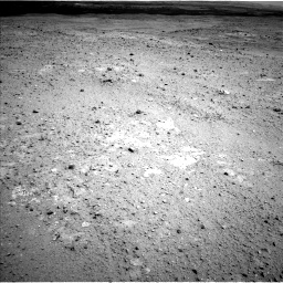 Nasa's Mars rover Curiosity acquired this image using its Left Navigation Camera on Sol 385, at drive 612, site number 15
