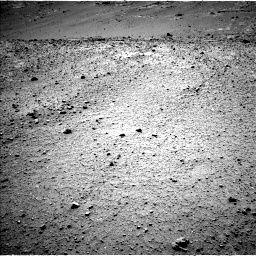 Nasa's Mars rover Curiosity acquired this image using its Left Navigation Camera on Sol 385, at drive 618, site number 15