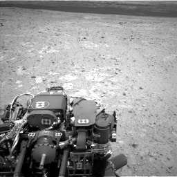 Nasa's Mars rover Curiosity acquired this image using its Left Navigation Camera on Sol 385, at drive 630, site number 15