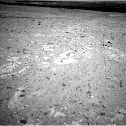 Nasa's Mars rover Curiosity acquired this image using its Left Navigation Camera on Sol 385, at drive 666, site number 15