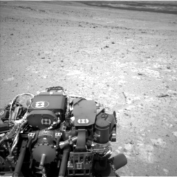 Nasa's Mars rover Curiosity acquired this image using its Left Navigation Camera on Sol 385, at drive 720, site number 15