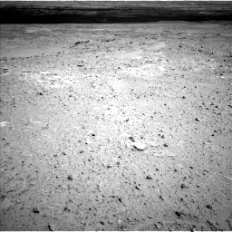 Nasa's Mars rover Curiosity acquired this image using its Left Navigation Camera on Sol 385, at drive 774, site number 15