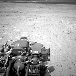 Nasa's Mars rover Curiosity acquired this image using its Left Navigation Camera on Sol 385, at drive 792, site number 15