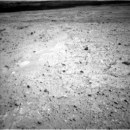 Nasa's Mars rover Curiosity acquired this image using its Left Navigation Camera on Sol 385, at drive 972, site number 15