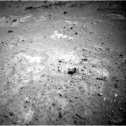 Nasa's Mars rover Curiosity acquired this image using its Right Navigation Camera on Sol 385, at drive 18, site number 15
