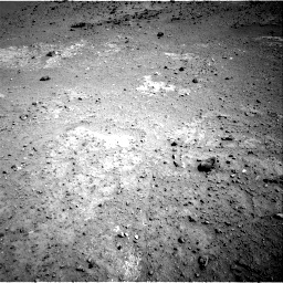 Nasa's Mars rover Curiosity acquired this image using its Right Navigation Camera on Sol 385, at drive 24, site number 15