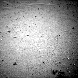 Nasa's Mars rover Curiosity acquired this image using its Right Navigation Camera on Sol 385, at drive 90, site number 15