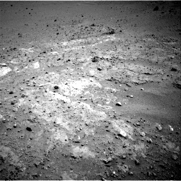Nasa's Mars rover Curiosity acquired this image using its Right Navigation Camera on Sol 385, at drive 204, site number 15