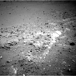 Nasa's Mars rover Curiosity acquired this image using its Right Navigation Camera on Sol 385, at drive 222, site number 15