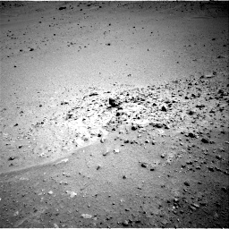 Nasa's Mars rover Curiosity acquired this image using its Right Navigation Camera on Sol 385, at drive 240, site number 15
