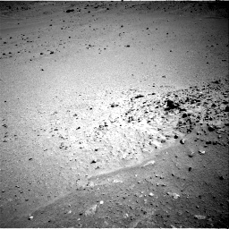 Nasa's Mars rover Curiosity acquired this image using its Right Navigation Camera on Sol 385, at drive 246, site number 15