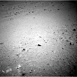Nasa's Mars rover Curiosity acquired this image using its Right Navigation Camera on Sol 385, at drive 258, site number 15