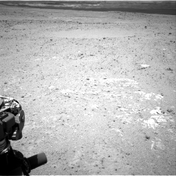 Nasa's Mars rover Curiosity acquired this image using its Right Navigation Camera on Sol 385, at drive 462, site number 15