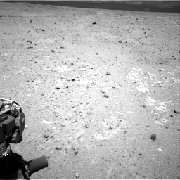 Nasa's Mars rover Curiosity acquired this image using its Right Navigation Camera on Sol 385, at drive 486, site number 15