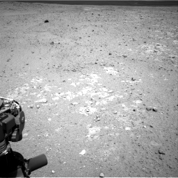 Nasa's Mars rover Curiosity acquired this image using its Right Navigation Camera on Sol 385, at drive 522, site number 15