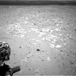 Nasa's Mars rover Curiosity acquired this image using its Right Navigation Camera on Sol 385, at drive 558, site number 15