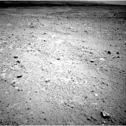 Nasa's Mars rover Curiosity acquired this image using its Right Navigation Camera on Sol 385, at drive 576, site number 15