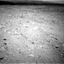 NASA's Mars rover Curiosity acquired this image using its Right Navigation Cameras (Navcams) on Sol 385