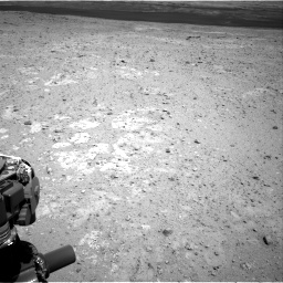 Nasa's Mars rover Curiosity acquired this image using its Right Navigation Camera on Sol 385, at drive 630, site number 15