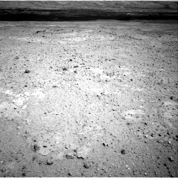 Nasa's Mars rover Curiosity acquired this image using its Right Navigation Camera on Sol 385, at drive 684, site number 15