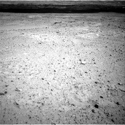 Nasa's Mars rover Curiosity acquired this image using its Right Navigation Camera on Sol 385, at drive 756, site number 15