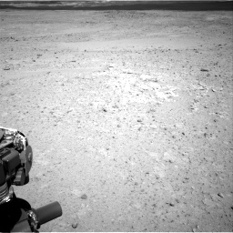 Nasa's Mars rover Curiosity acquired this image using its Right Navigation Camera on Sol 385, at drive 810, site number 15