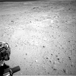 Nasa's Mars rover Curiosity acquired this image using its Right Navigation Camera on Sol 385, at drive 828, site number 15