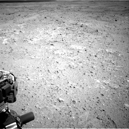 Nasa's Mars rover Curiosity acquired this image using its Right Navigation Camera on Sol 385, at drive 846, site number 15