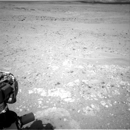 Nasa's Mars rover Curiosity acquired this image using its Right Navigation Camera on Sol 385, at drive 936, site number 15