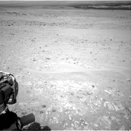 Nasa's Mars rover Curiosity acquired this image using its Right Navigation Camera on Sol 385, at drive 954, site number 15