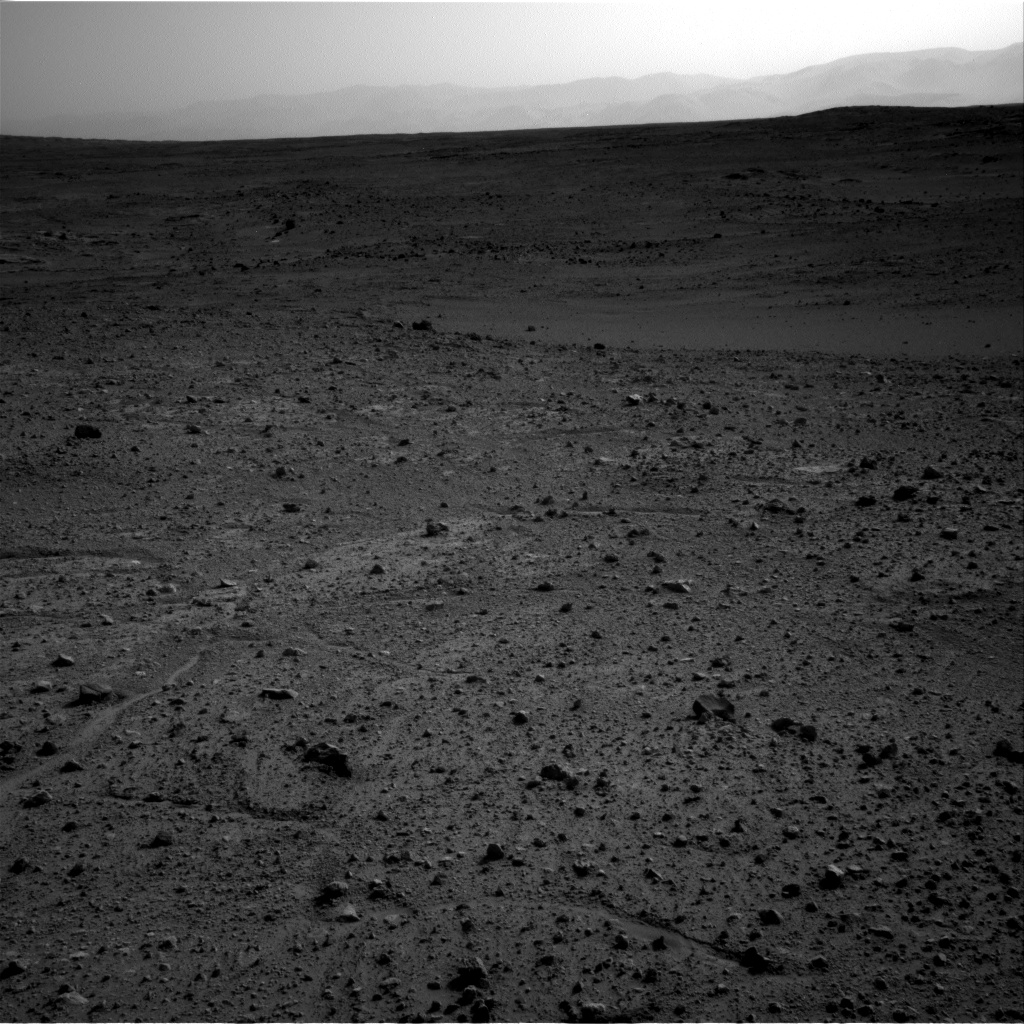 Nasa's Mars rover Curiosity acquired this image using its Right Navigation Camera on Sol 385, at drive 998, site number 15