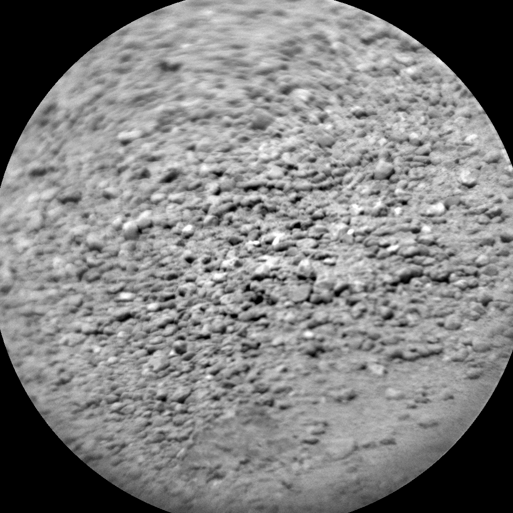 Nasa's Mars rover Curiosity acquired this image using its Chemistry & Camera (ChemCam) on Sol 387, at drive 998, site number 15