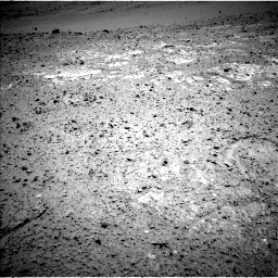 Nasa's Mars rover Curiosity acquired this image using its Left Navigation Camera on Sol 388, at drive 1076, site number 15